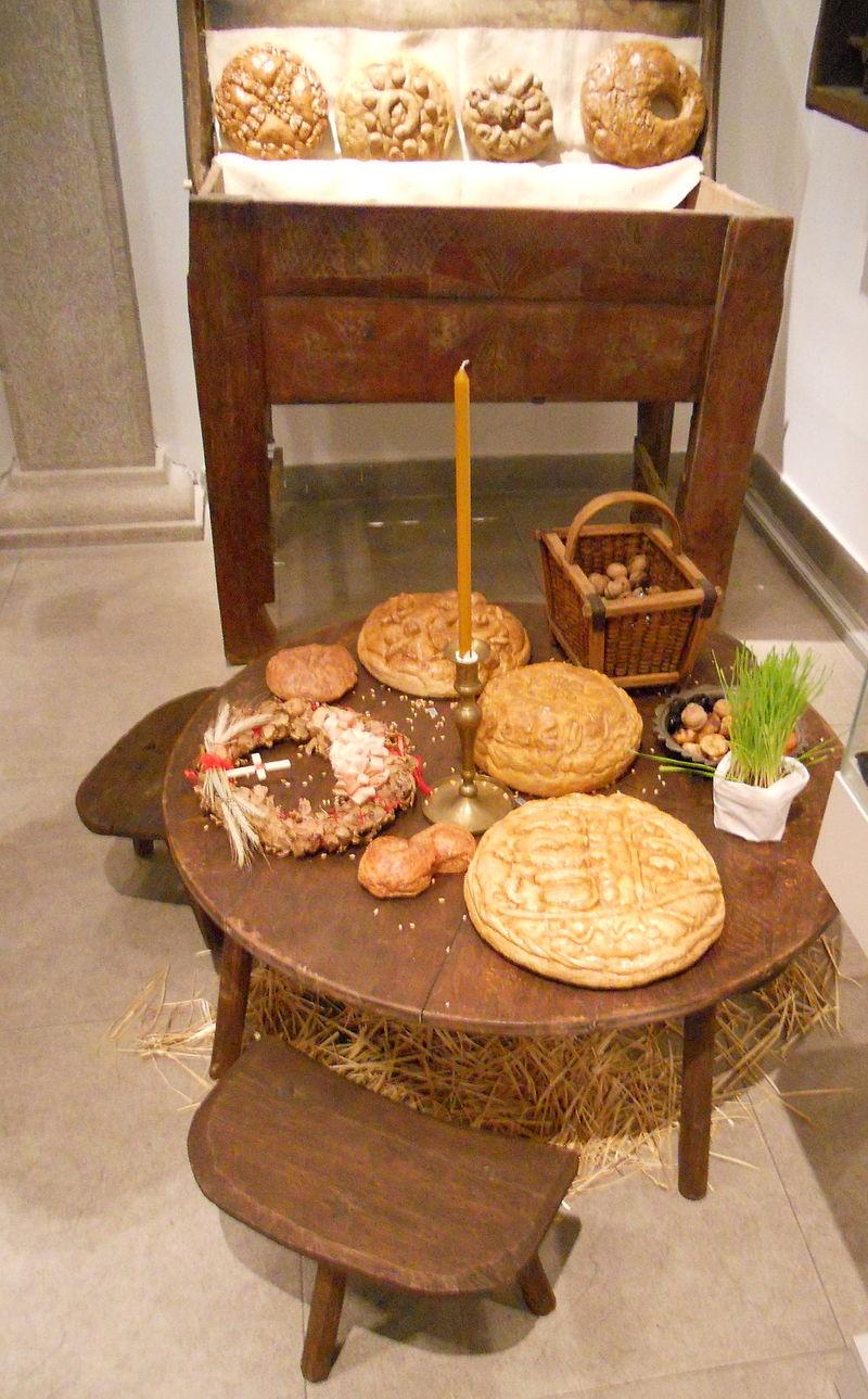 Обредни хлебови у традиционалној култури Срба